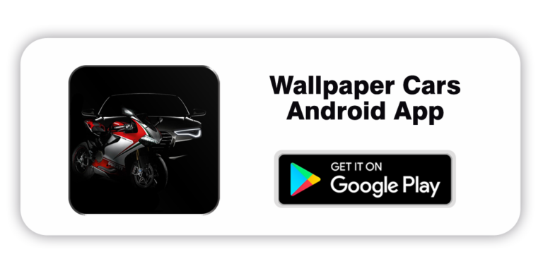 Wallpaper Cars Android App